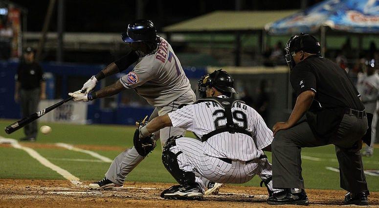 Mets in Puerto Rico
