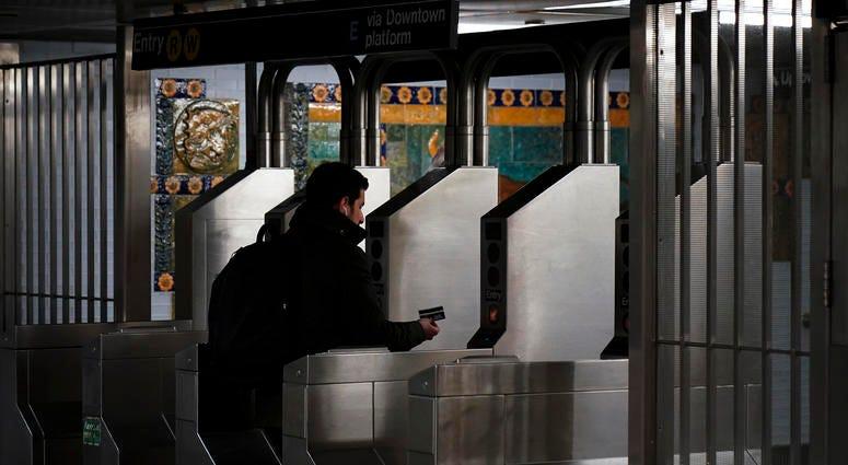 MTA MetroCard subway