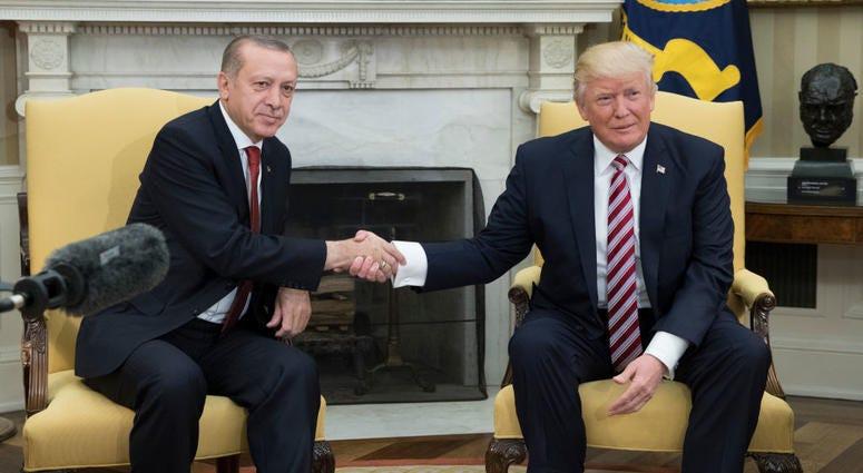 Trump and Erdogan
