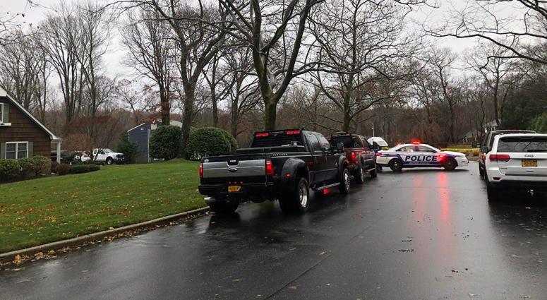 Driver hits, kills wife on Long Island