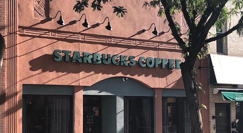 Starbucks in Nyack