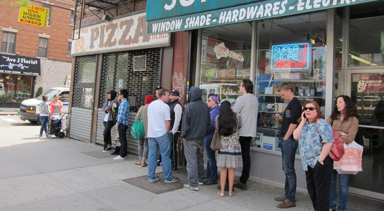 Di Fara in Brooklyn