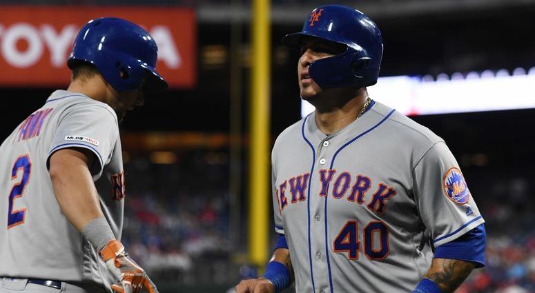 Mets Phillies