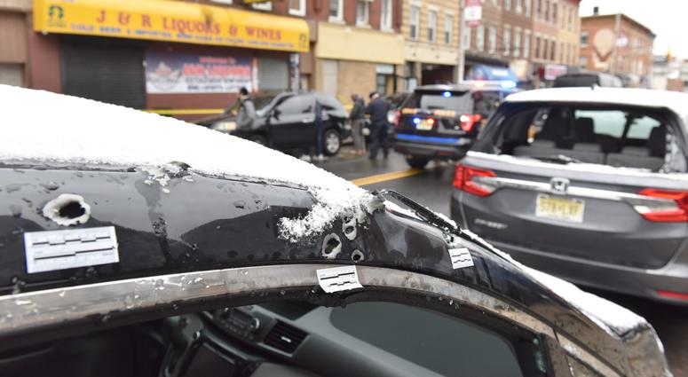 Jersey City Shooting Aftermath