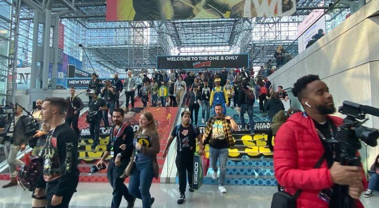 2019 Comic Con