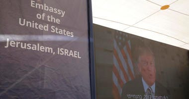 U.S. embassy in Jerusalem