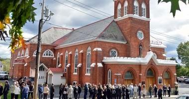 Sister funeral