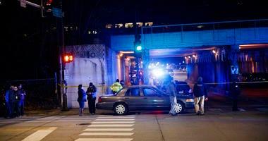 Chicago police train