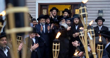Jewish community Monsey