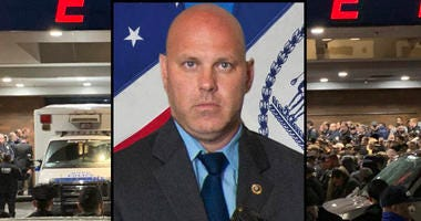 Brian Simonsen NYPD