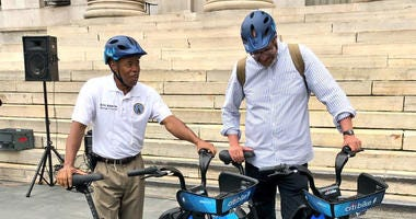 Citi Bike Pedal Assist