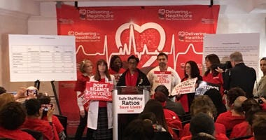 New York City Nurses Authorize Strike