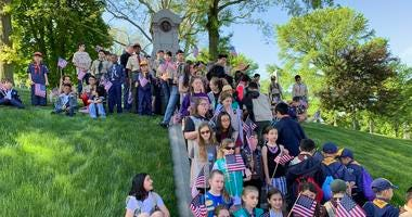 Scouts Green-Wood Cemetery