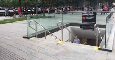 WTC/Cortlandt Station
