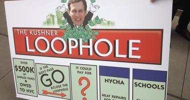 Kushner Loophole