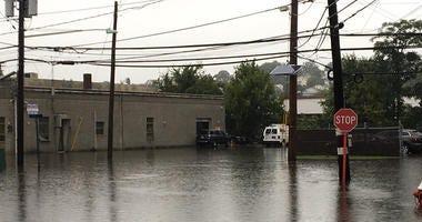 Hackensack Flooding