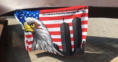Sept. 11 flag
