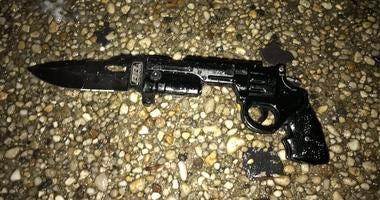Officers shoot man with fake gun