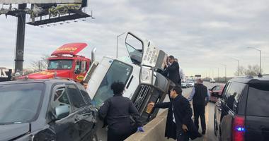 Cuomo BQE Crash