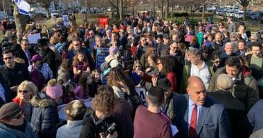 Rally in Forest Hills