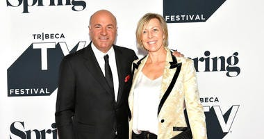 Kevin O'Leary and Linda O'Leary