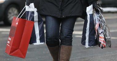 Christmas Shopping - Returns
