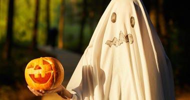 DIY Ghost Costume