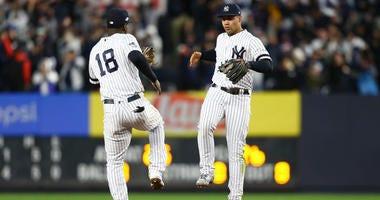 Houston Astros v New York Yankees - Game Five