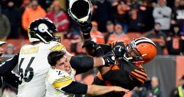 Helmet Beating NFL
