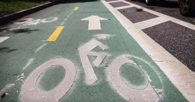 Brooklyn Bike Lane