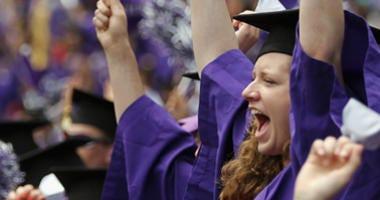 New York University Holds Commencement Ceremony (NYU)