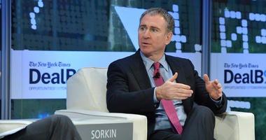 Hedge fund founder Ken Griffin