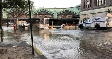 Hoboken Water Main Break