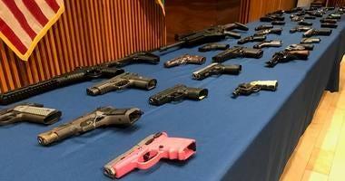 Washington Heights Gun Bust