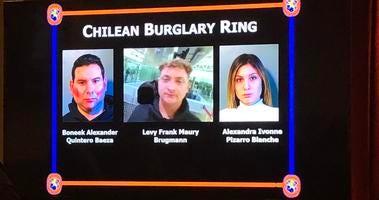 Chilean Burglary Ring