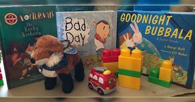 Author Talks Children's Books