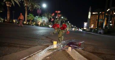 Las Vegas Shooting Memorial