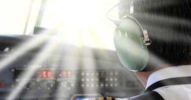 Laser Pointer Aimed At Cockpit