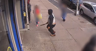 Bronx assault suspect