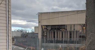Bronx Amtrak Facility