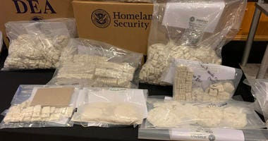Nassau county heroin bust