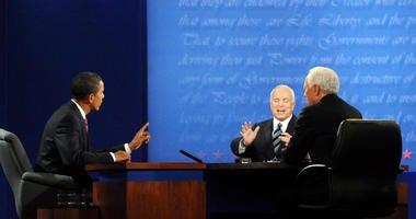 Barack Obama, John McCain, Bob Schieffer: 2008 Presidential Debate