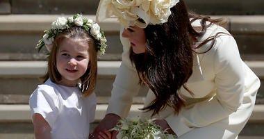 Princess Charlotte, Kate Middleton