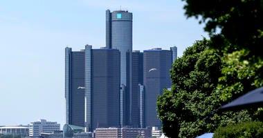 Renaissance Center, GM Headquarters, Detroit