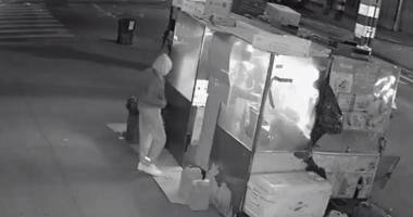 Bronx food cart robbery