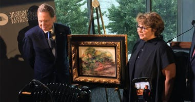 Stolen Renoir Painting Returned