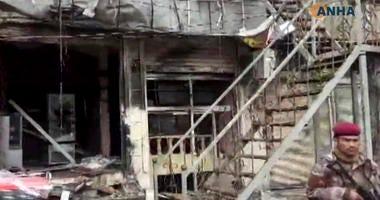Syria suicide attack Jan 16