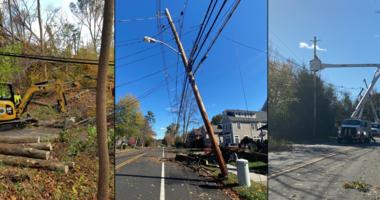 Tornado New Jersey