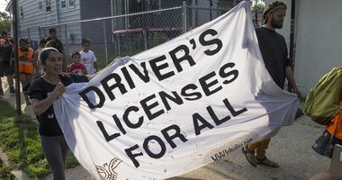 Driver's Licenses For All Rally