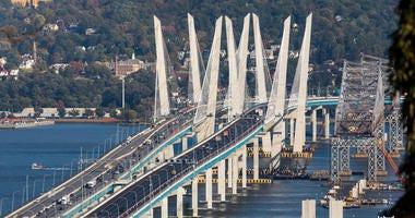 Cuomo and Tappan Zee Bridge